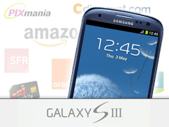 Prix Samsung Galaxy S3 : o� l'acheter au meilleur prix au 16 septembre ?