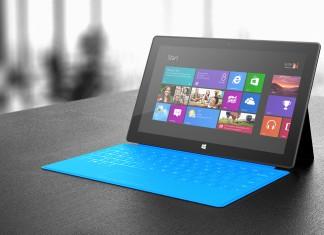 Test Microsoft Surface RT