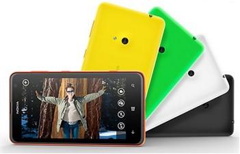Nokia Lumia 625 : la prise en main vid�o