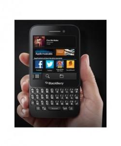 BlackBerry Q5 : la prise en main vidéo