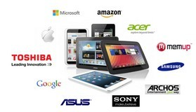top 5 marques tablettes