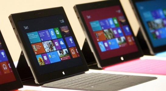 Test Vidéo : Surface Pro