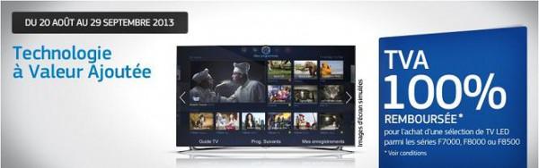 TV Samsung offre
