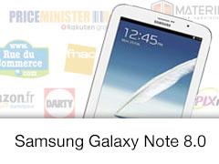 Samsung Galaxy Note 8.0: o� l'acheter au meilleur prix au 3 Septembre 2013 ?