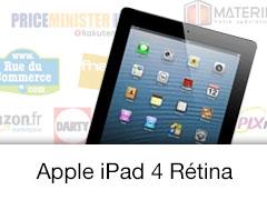 Apple iPad 4 retina