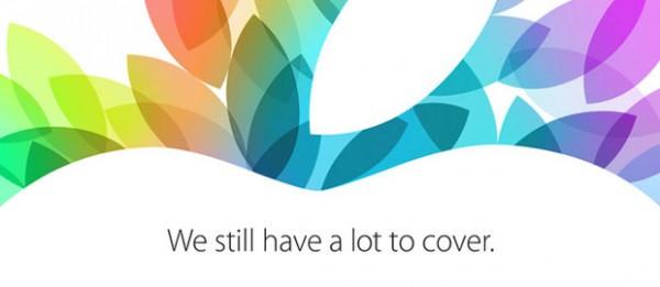 Apple conference 22 octobre