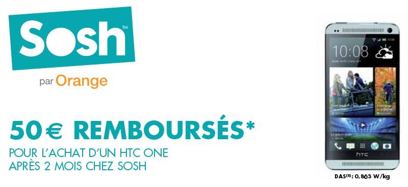 HTC One Sosh