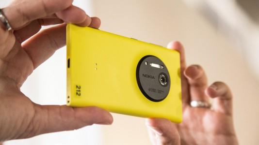 Test : Le Nokia Lumia 1020 � la loupe