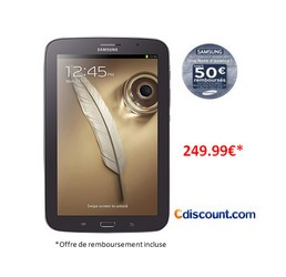 Bon Plan : Samsung Galaxy Note 8.0 � 249.99�