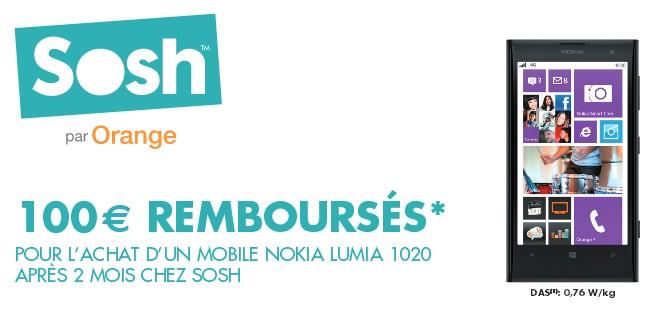 Nokia 1020 Sosh