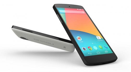 Nexus 5 / 4 : o� les acheter au meilleur prix en ce 12 octobre