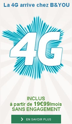 4G B&You
