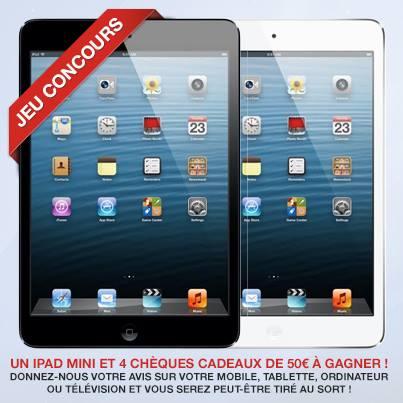 Jeu iPad Mini