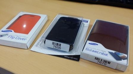 Etuis Samsung
