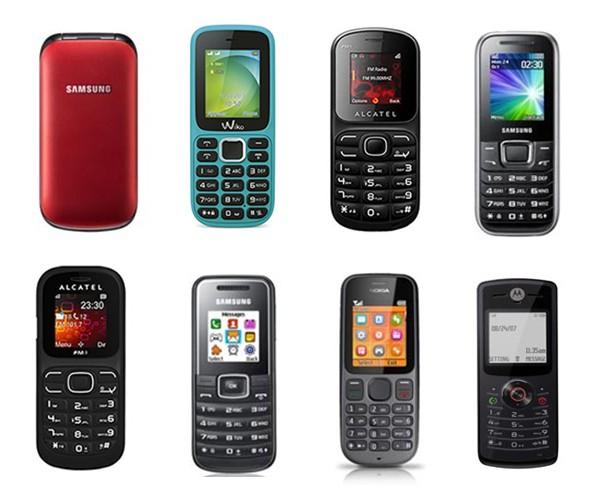 Téléphones pas chers
