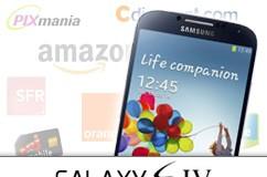 [Meilleur prix] Samsung Galaxy S4 et S4 Mini : où les acheter en ce 10/09/2014 ?
