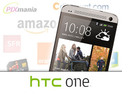 HTC One : o� l'acheter au meilleur prix au 30 Janvier 2014 ?