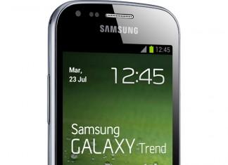 meilleur prix samsung galaxy trend