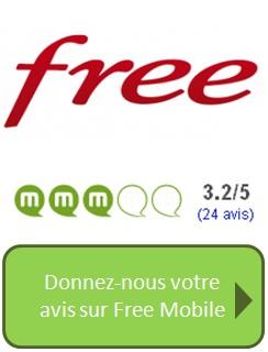 Free Mobile avis
