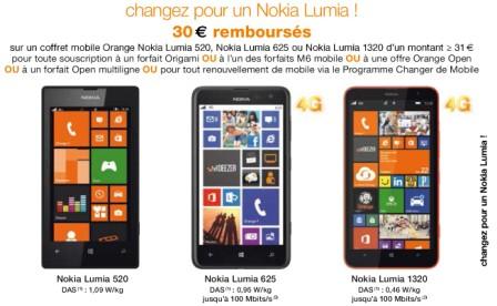 Nokia Lumia 520 625 1320
