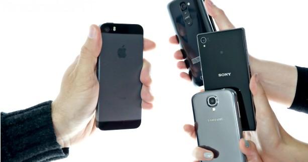 Téléphones 4G