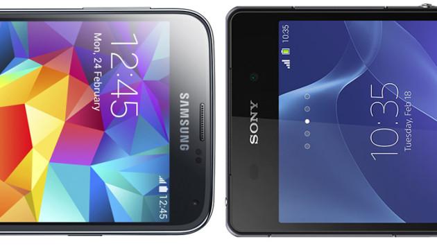 samsung-galaxy-s5-versus-sony-xperia-z2
