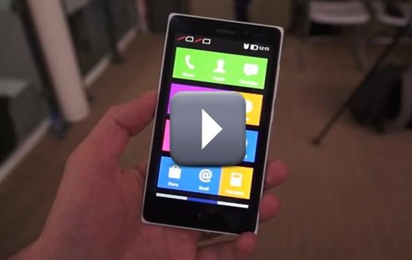 [Vidéo] Le Nokia XL à la loupe