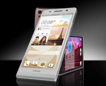 Test du Huawei Ascend P6