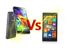[La Battle] Samsung Galaxy S5 Vs Nokia Lumia 930