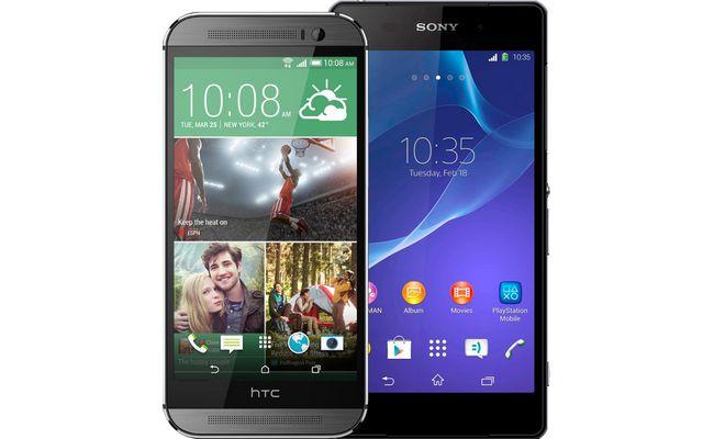 HTC-One-M8-Sony-Xperia-Z2
