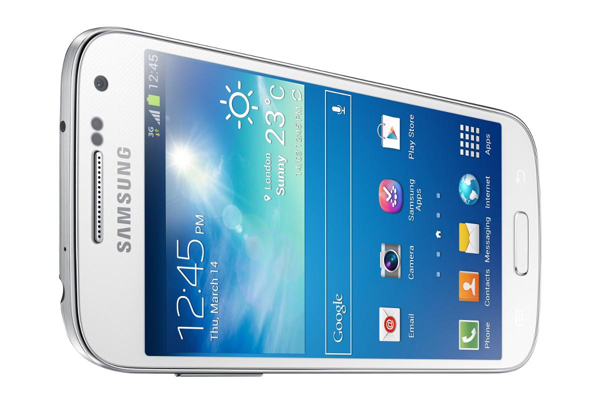 Samsung Galaxy S4 Mini Blanc