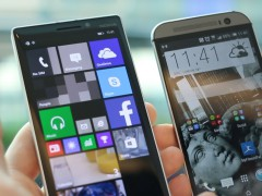 [La Battle] Le HTC One M8 Vs Nokia Lumia 930