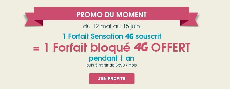 forfait 4g Bouygues Telecom
