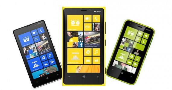 Nokia Gamme Lumia