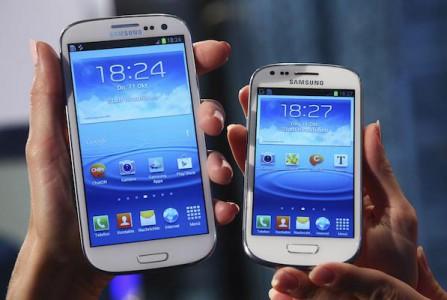 Samsung Galaxy S4 et S4 Mini