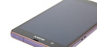 Sony Xperia Z problème autonomie