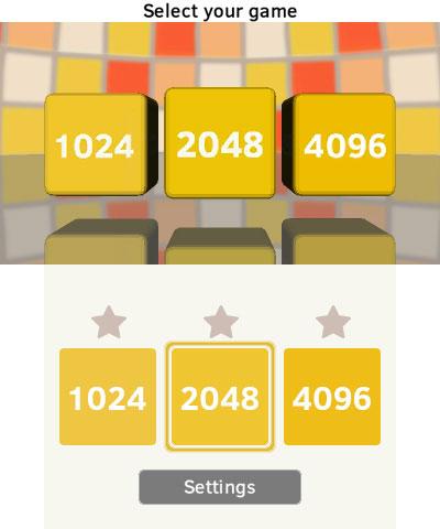 [Astuces] Comment jouer à 2048 sur nintendo 3Ds ?