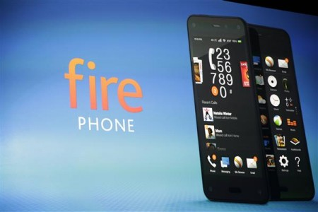 Fire Phone : le smartphone 3D d'Amazon