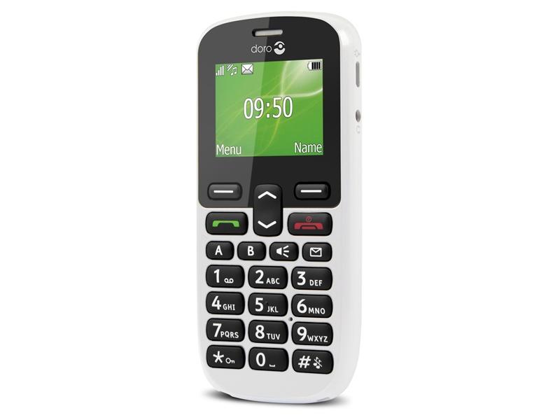 Doro présente son nouveau téléphone