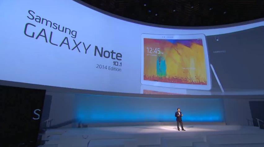 Samsung Galaxy Note et Galaxy Tab : quelles différences  ?