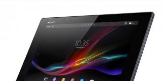 Sony Xperia Z2 tablet meilleur prix