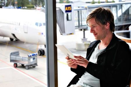 Wifi gratuit dans les aéroports parisiens