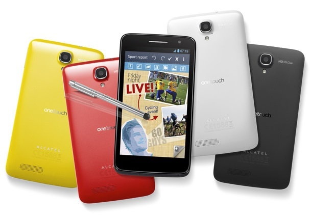 Alcatel One Touch : lequel choisir ?