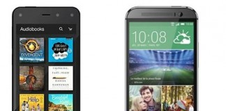 amazon fire phone vs htc one m8