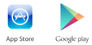 App Store et Google Play