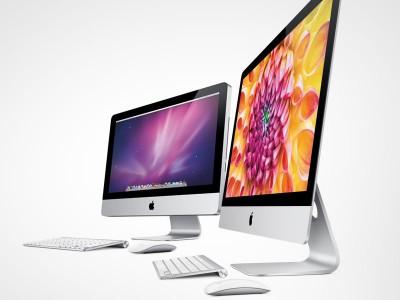 Apple présente un nouvel iMac