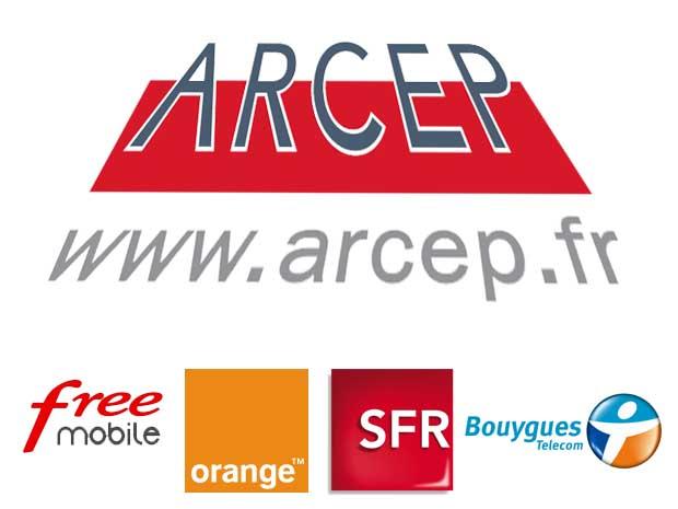 Classement des opérateurs : Orange, Bouygues Telecom, SFR et Free