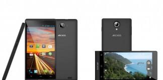 Archos lance deux nouveaux smartphones
