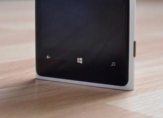 Boutons Windows Phone
