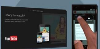 Chromecast : de nouvelles fonctionnalités